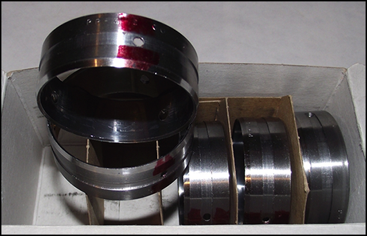 plain bearing set